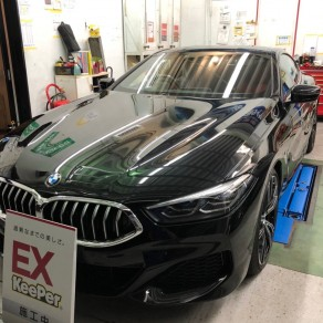 BMW・8シリーズ