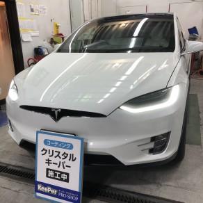 その他・テスラ・モデルX