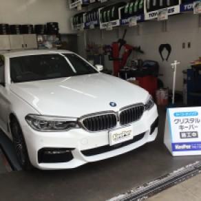 BMW・5シリーズ