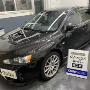 三菱・ランサーエボリューションX