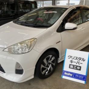 トヨタ・アクア/クロスオーバー