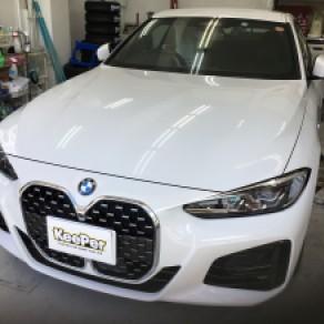 BMW・4シリーズ